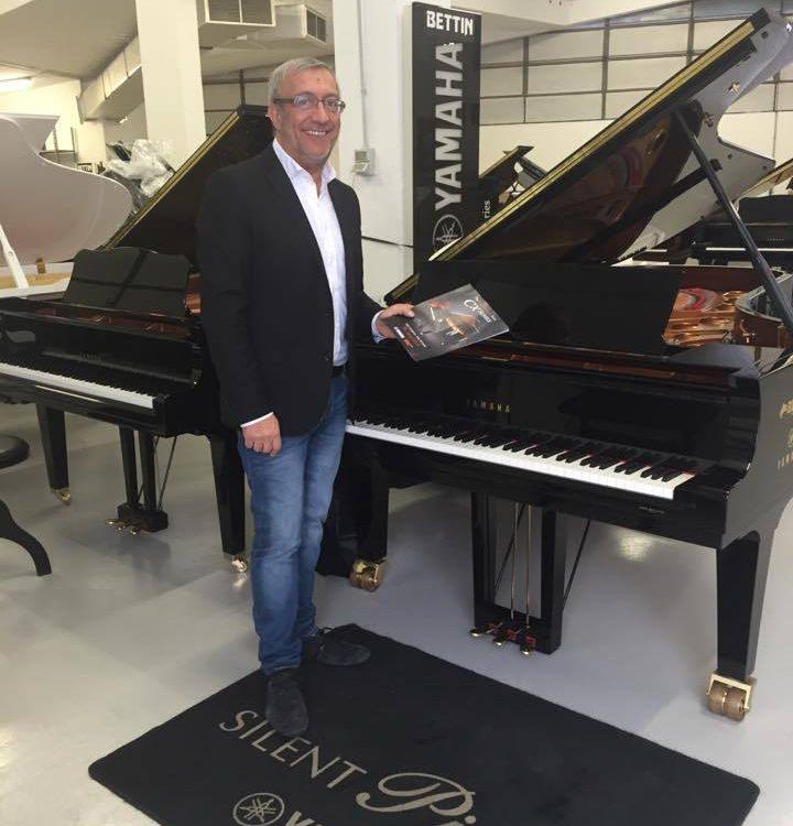 Intervista ad Alberto Bettin - Yamaha Music Club