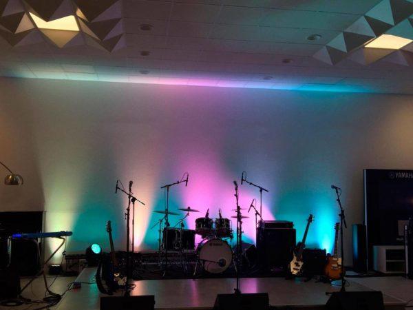 L'anima di un palcoscenico - Yamaha Music Club
