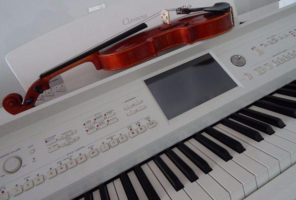 Musicista classico e strumento musicale - Yamaha Music Club