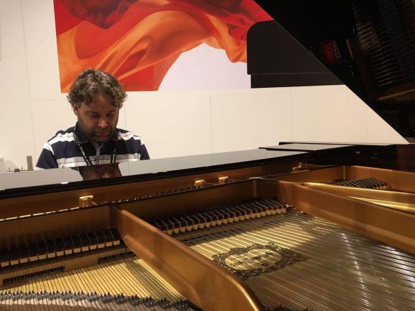 Danilo Donzella racconta il Musikmesse 2017 - Yamaha Music Club