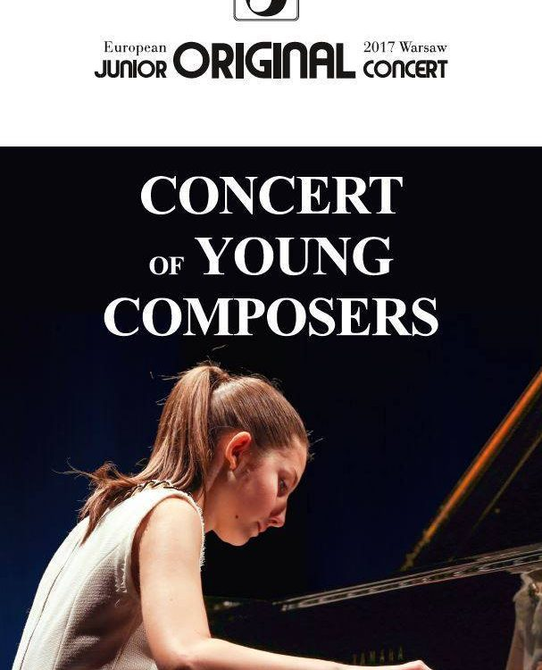 Junior Original Concert - Yamaha Music Club