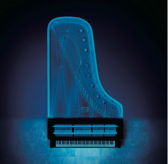 Pianoforte AvantGrand N3X: le caratteristiche - Yamaha Music Club