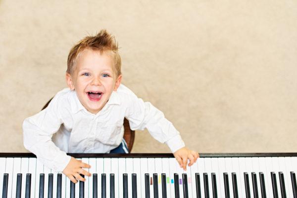 Musica e Autismo il connubio per chi è speciale - Yamaha Music Club