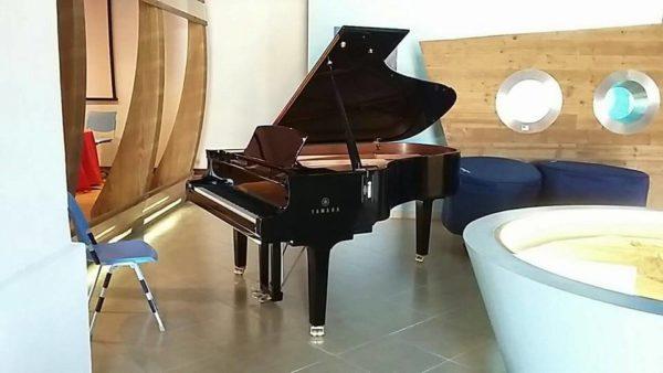 Un pianoforte per Lampedusa - Yamaha Music Club