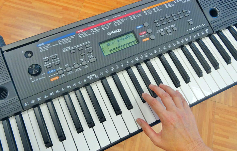 Come imparare gli accordi in 5 minuti - Yamaha Music Club