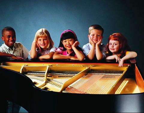 Perchè iscrivere un bambino ad un corso di musica - Yamaha Music Club