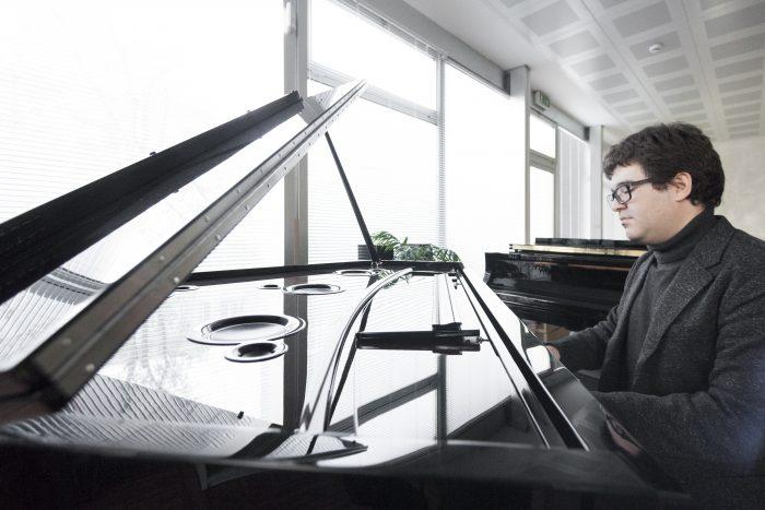 Simone Pionieri racconta il nuovo AvantGrand N3X - Yamaha Music Club