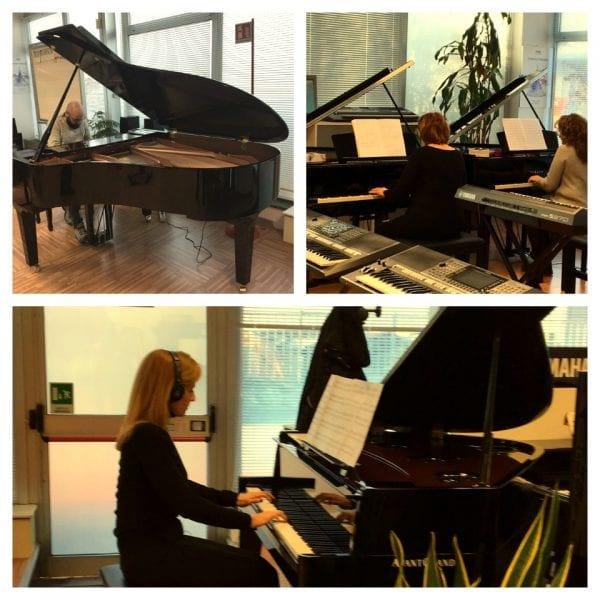 Workshop creativo in Yamaha Music a Lesmo - Yamaha Music Club