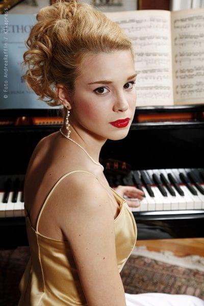 Giulia Rossini, dalla scuola Yamaha alla carriera - Yamaha Music Club