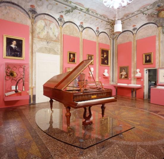 Alla scoperta del Museo della Musica - Yamaha Music Club