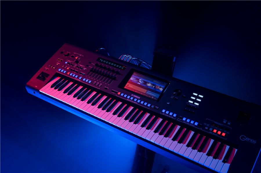 Genos la generazione di tastiera workstation - Yamaha Music Club
