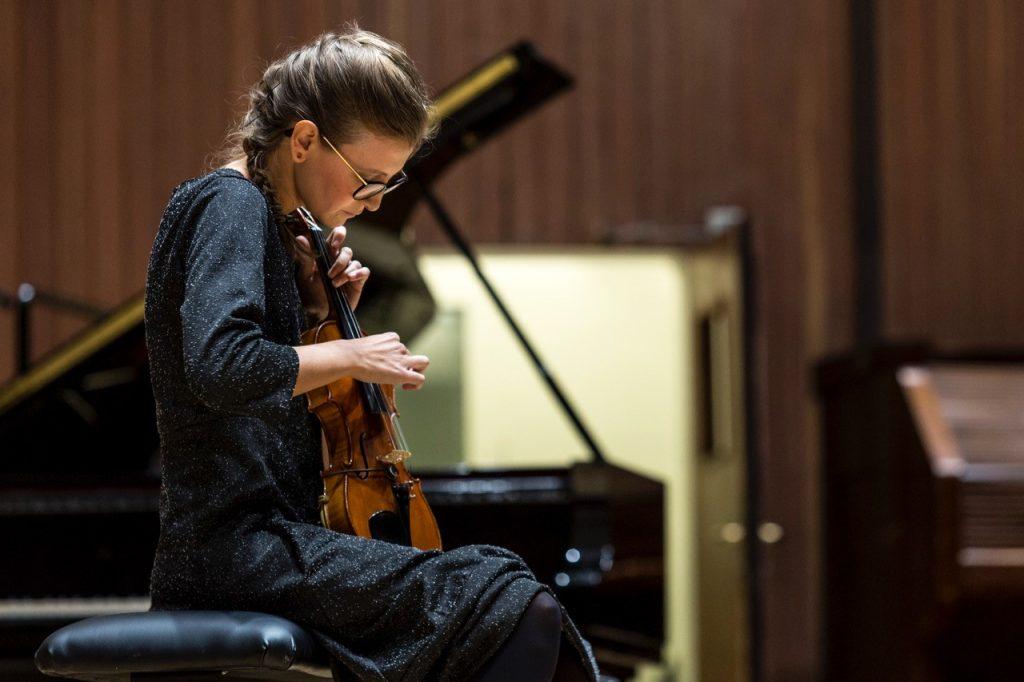 Anais Drago - violino