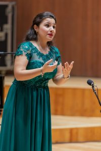 Barbara Massaro - finalista canto