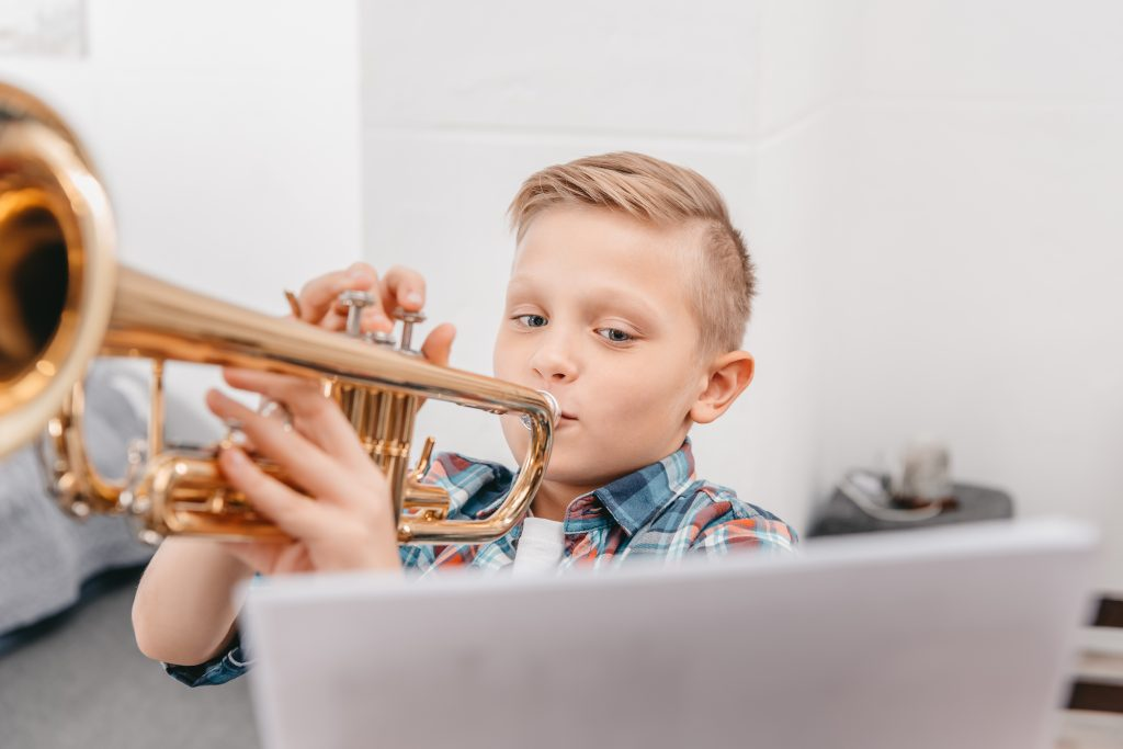 studiare tromba