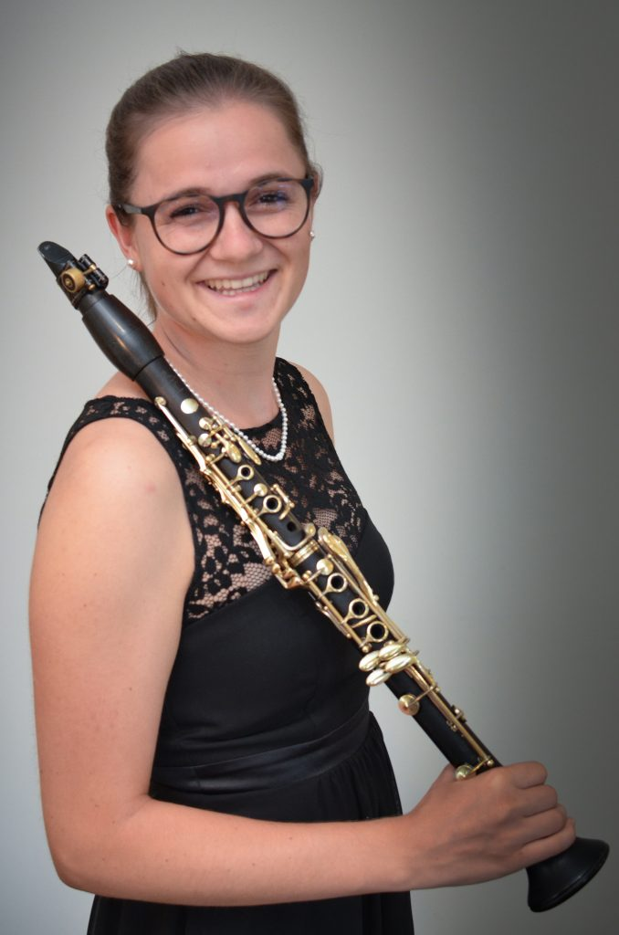 Sophie Pardatscher - clarinetto