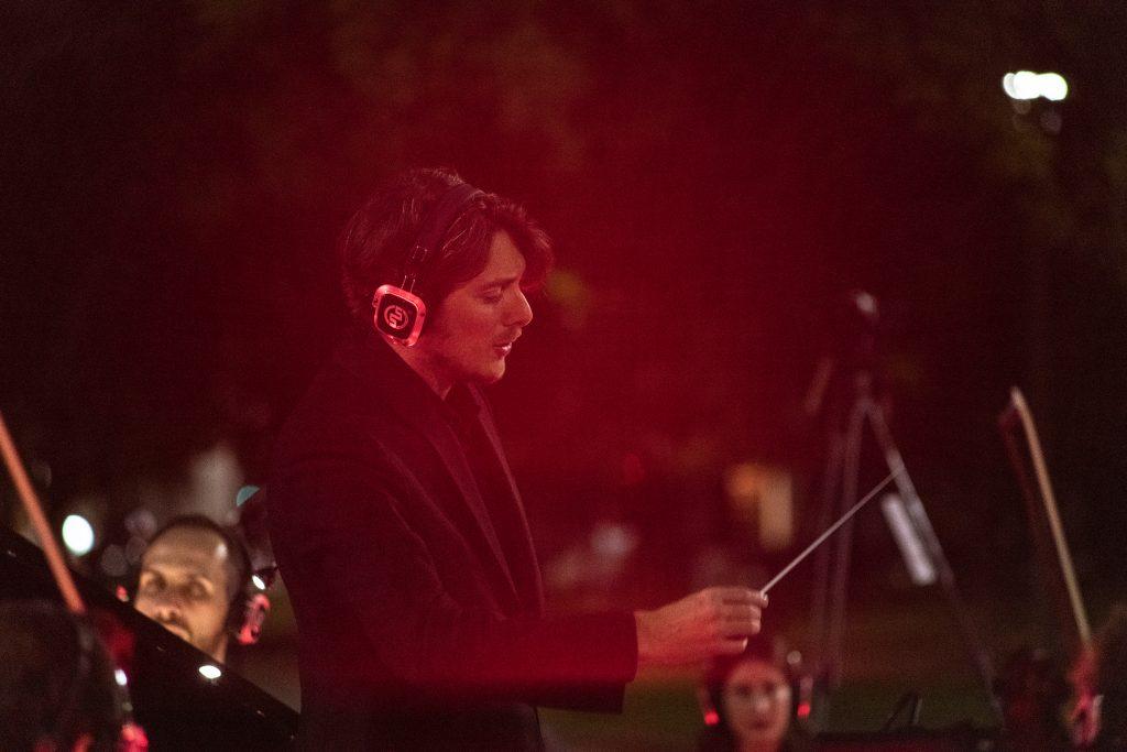silent orchestra - matthieu mantanus