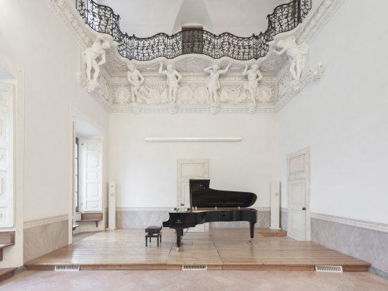 Sala della Musica, Villa Litta