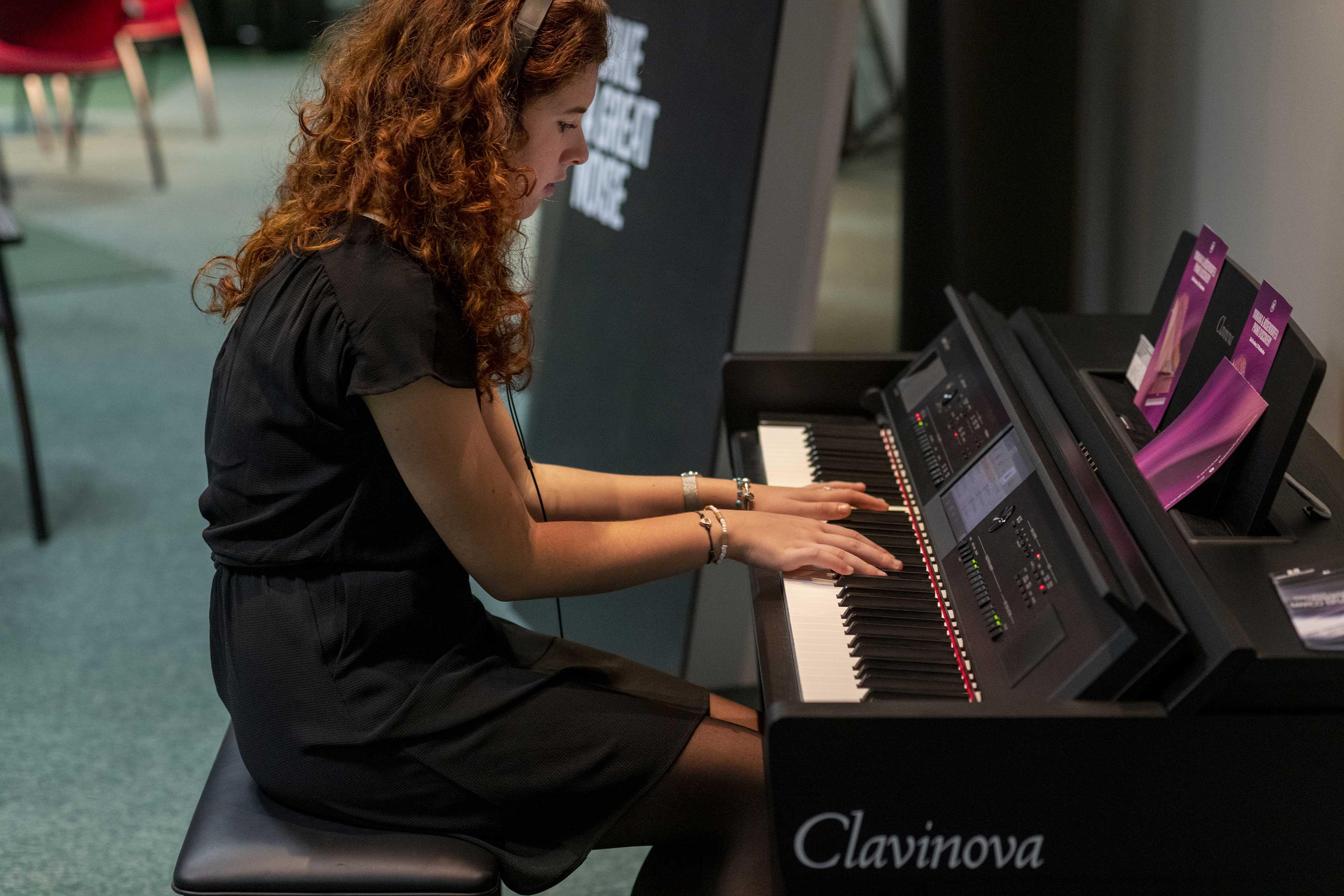 Clavinova Yamaha