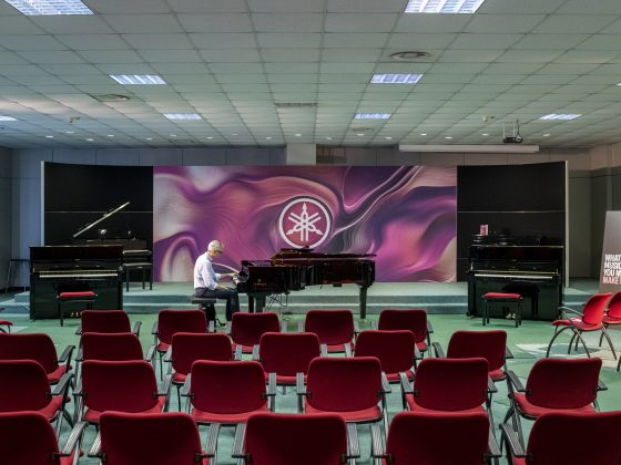 Sala Stradivari di Cremona Musica
