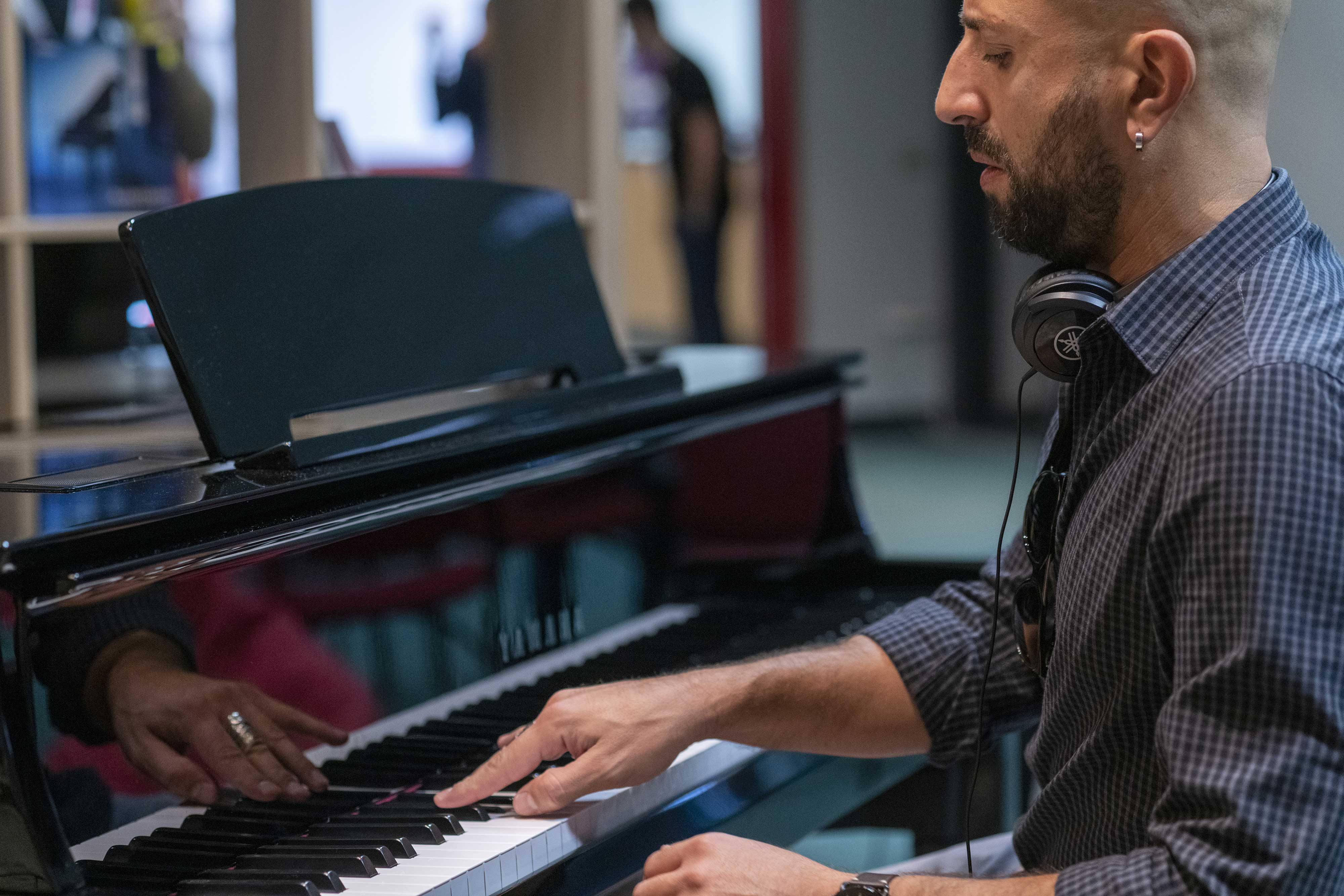 Concerto di Kekko Fornarelli