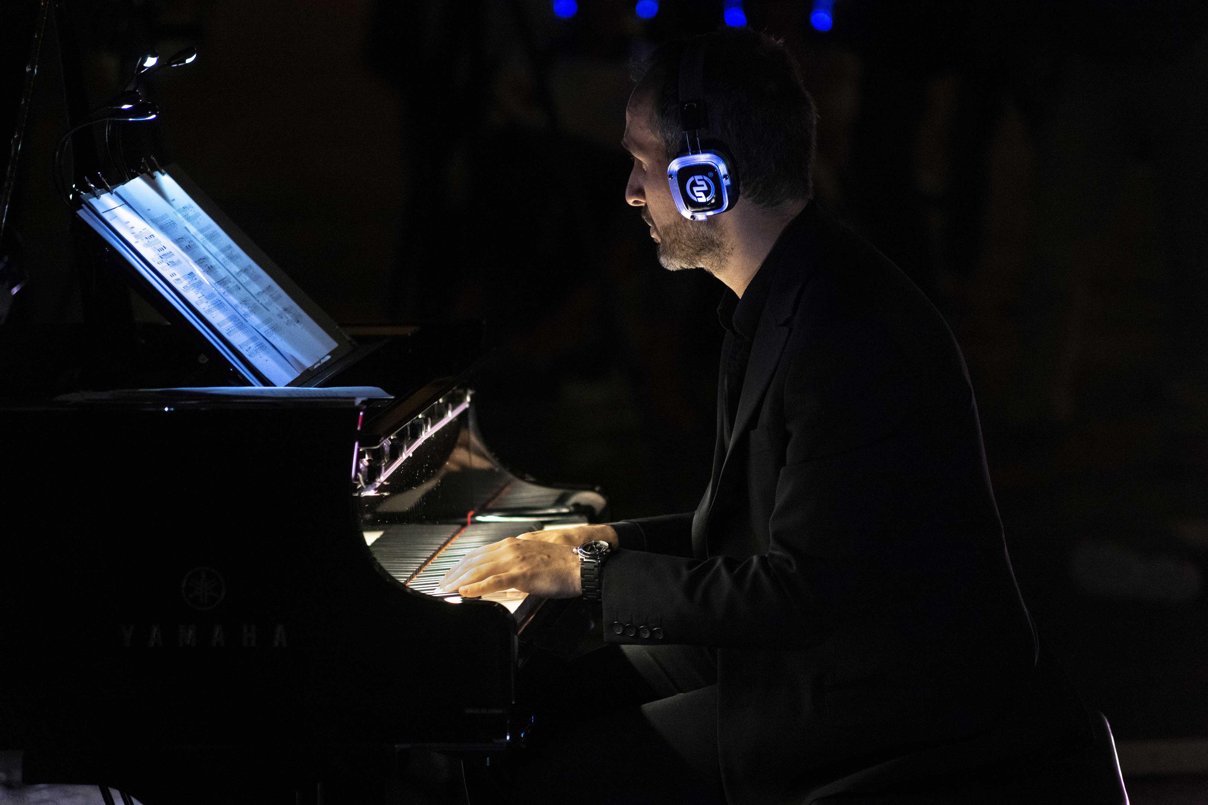 Silent Wifi Concert - Andrea Vizzini