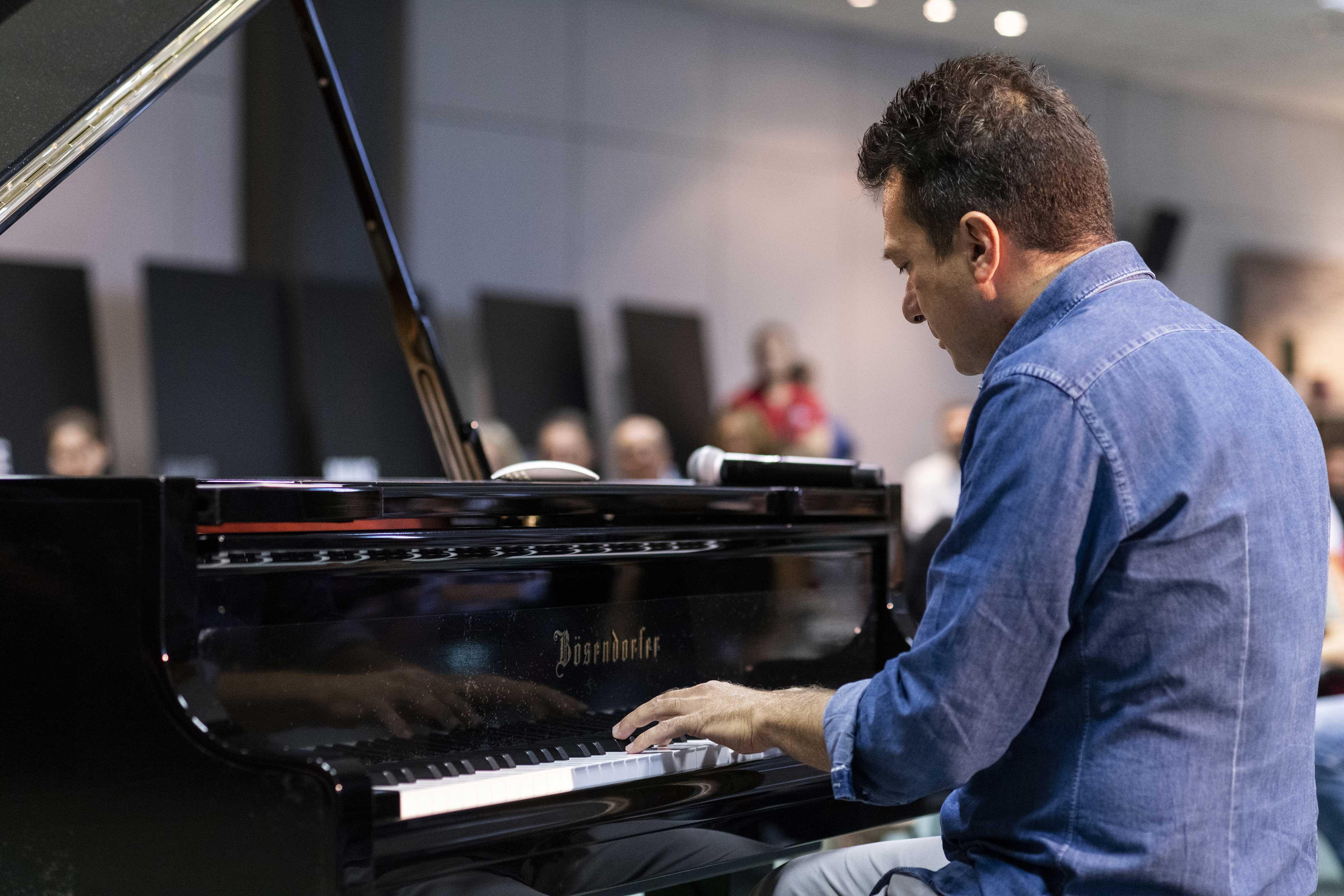 Concerto di Paolo Buonvino