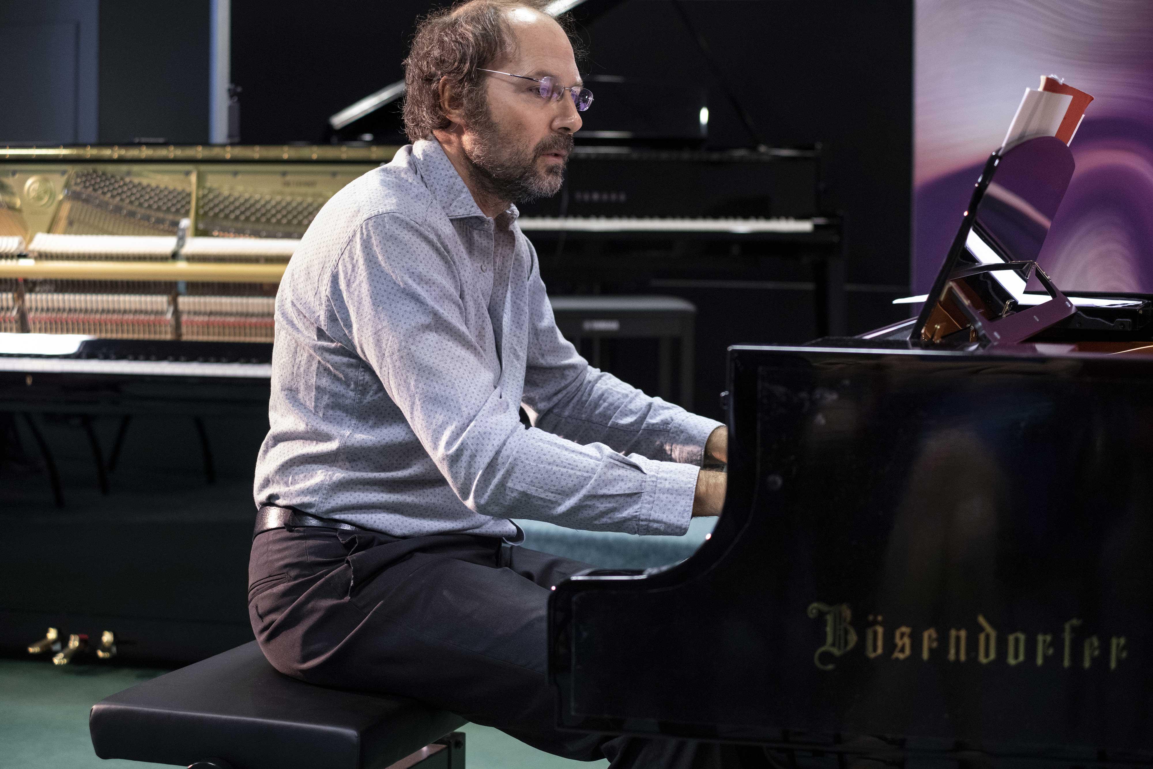 Concerto di Andrea Rebaudengo
