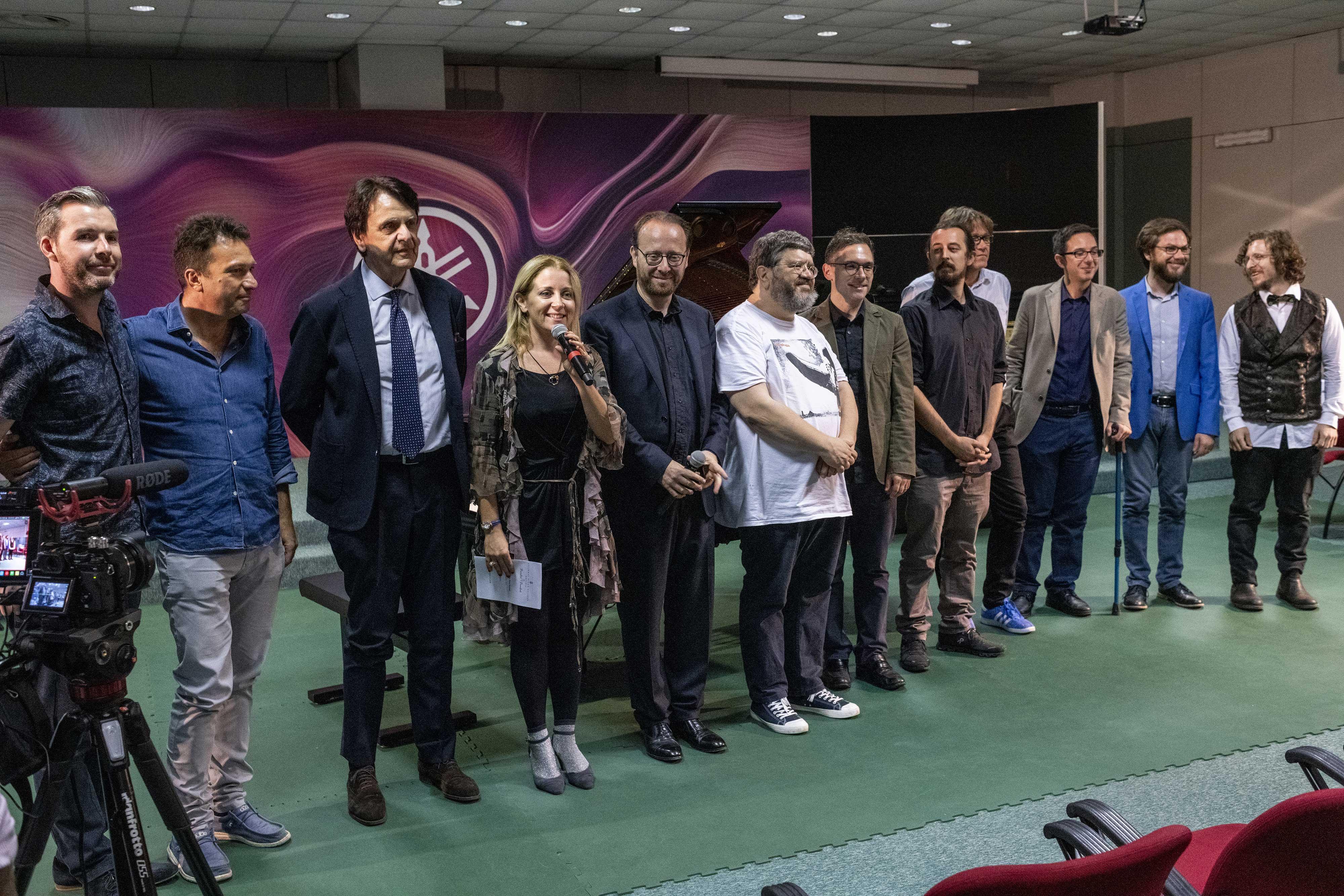 Finale Disklavier Composers Contest
