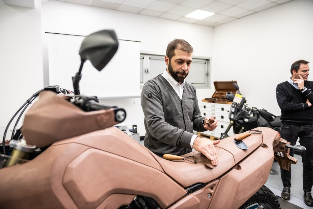YAMAHA MOTOR R&D EUROPE