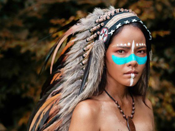 Tres Cantos Nativos dos Indios Krao