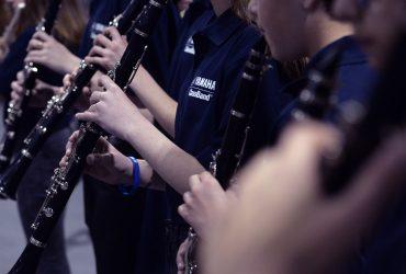 Montare il clarinetto Yamaha