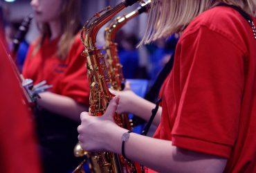 Come smontare il saxofono