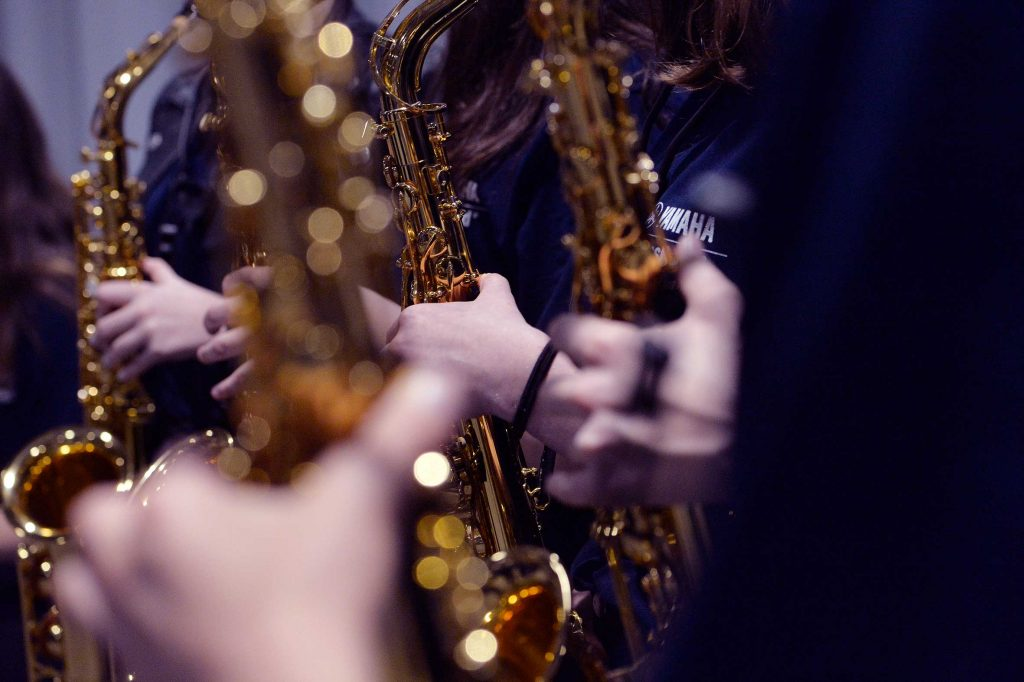 Come montare il saxofono - Yamaha Music Club